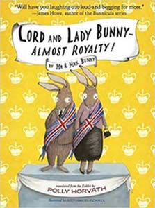 Lord and Lady Bunny—Almost Royalty